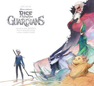 The Art of Rise of the Guardians - Zahed, Ramin