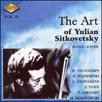 The Art of Yulian Sitkovetsky, Vol. 2