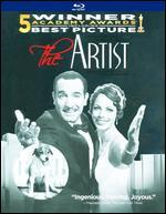 The Artist [Includes Digital Copy] [Blu-ray]