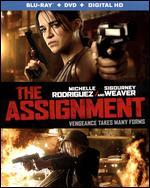 The Assignment [Blu-ray/DVD] [2 Discs]