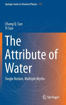 The Attribute of Water: Single Notion, Multiple Myths - Sun, Chang Q, and Sun, Yi