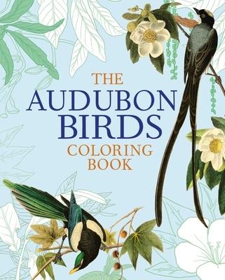 The Audubon Birds Coloring Book - Audubon, John James