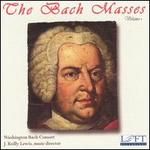 The Bach Masses, Vol. 1