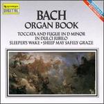 The Bach Organ Book