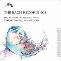The Bach Recordings -