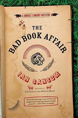 The Bad Book Affair - Sansom, Ian