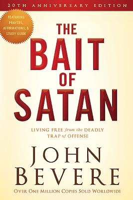 The Bait of Satan: Living Free from the Deadly Trap of Offense - Bevere, John