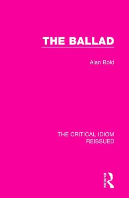The Ballad - Bold, Alan