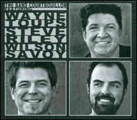 The Band Courtbouillon - Wayne Toups/Steve Riley/Wilson Savoy
