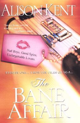 The Bane Affair - Kent, Alison