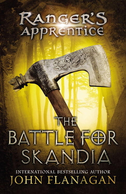 The Battle for Skandia: Book Four - Flanagan, John