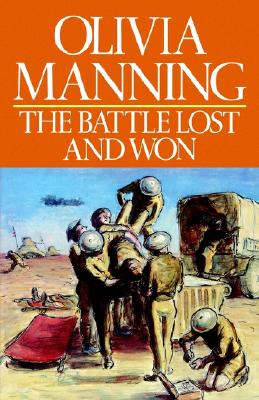 The Battle Lost and Won - Manning, Olivia