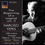 The Beginning of a Legend, Vol. 2 - Narciso Yepes (guitar)