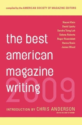 The Best American Magazine Writing - The American Society of Magazine Editors, Professor (Editor)
