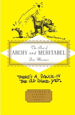The Best of Archy and Mehitabel - Marquis, Don