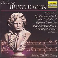 The Best of Beethoven - Carol Vaness (soprano); Janice Taylor (mezzo-soprano); John O'Conor (piano); Robert Lloyd (bass);...