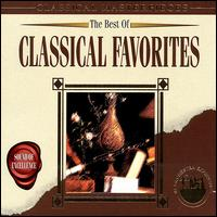 The Best of Classical Favorites - Alexander Cattarino (piano); Bianca Sitzius (piano); Christiane Jaccottet (harpsichord); Josef Bulva (piano);...
