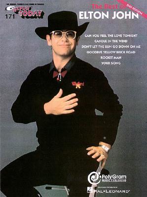 The Best of Elton John - Hal Leonard Publishing Corporation (Creator)