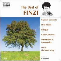 The Best of Finzi - Iain Burnside (piano); John Mark Ainsley (tenor); Peter Donohoe (piano); Robert Plane (clarinet);...