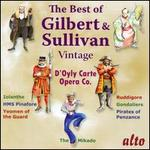 The Best of Gilbert & Sullivan: Vintage D'Oyly Carte
