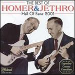 The Best of Homer & Jethro: Hall of Fame 2001