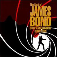 The Best of James Bond: 30th Anniversary [1 Disc Set] - Various Artists