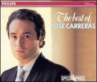 The Best of José Carreras - José Carreras (tenor); Samuel Ramey (bass); Ambrosian Chorus (choir, chorus); Chorus Viennensis (choir, chorus);...
