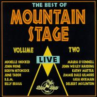 The Best of Mountain Stage Live, Vol. 2 - Various Artists