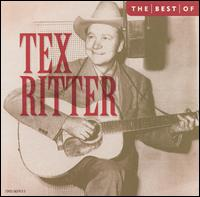 The Best of Tex Ritter [EMI-Capitol Special Markets] - Tex Ritter