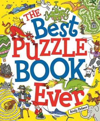 The Best Puzzle Book Ever - Peters, Andy