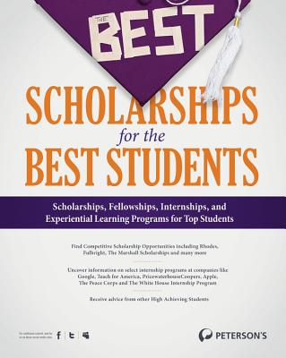 The Best Scholarships for the Best Students - Morris, Jason, and Asher, Donald, and Fazio-Veigel, Nichole