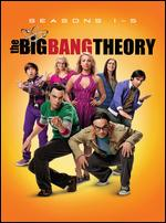 The Big Bang Theory: Seasons 1-5 -
