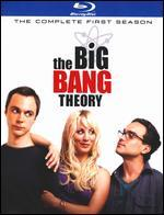 The Big Bang Theory: The Complete First Season [2 Discs] [Blu-ray]