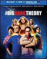 The Big Bang Theory: The Complete Seventh Season [5 Discs] [UltraViolet] [Blu-ray]