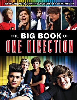 The Big Book of One Direction - Triumph Books