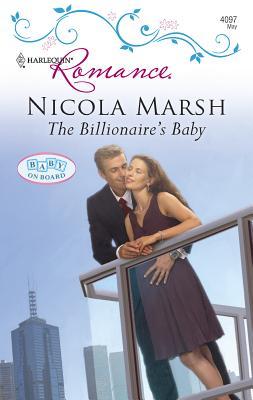 The Billionaire's Baby - Marsh, Nicola