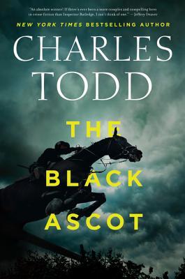 The Black Ascot - Todd, Charles