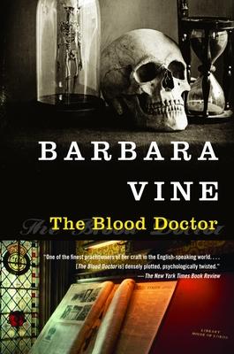 The Blood Doctor - Vine, Barbara