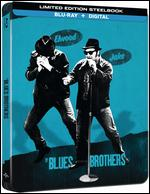 The Blues Brothers [SteelBook] [Includes Digital Copy] [Blu-ray] [Only @ Best Buy] - John Landis