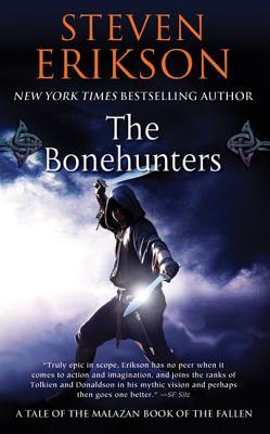 The Bonehunters - Erikson, Steven