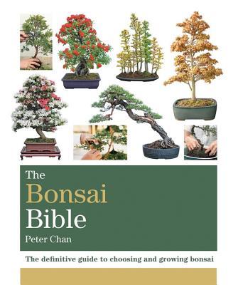 The Bonsai Bible: The definitive guide to choosing and growing bonsai - Chan, Peter