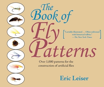The Book of Fly Patterns - Leiser, Eric
