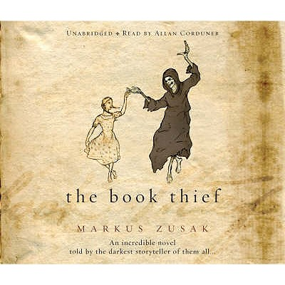 The Book Thief - Zusak, Markus, and Corduner, Allan (Read by)