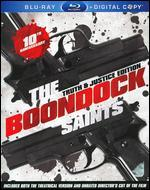 The Boondock Saints [Truth & Justice Edition] [Unrated] [2 Discs] [Includes Digital Copy] [Blu-ray]