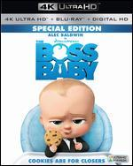 The Boss Baby [Includes Digital Copy] [4K Ultra HD Blu-ray/Blu-ray]