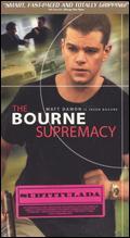 The Bourne Supremacy [Blu-ray] - Paul Greengrass