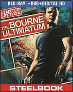 The Bourne Ultimatum [2 Discs] [Includes Digital Copy] [UltraViolet] [SteelBook] [Blu-ray/DVD]