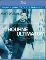 The Bourne Ultimatum [Includes Digital Copy] [UltraViolet] [Blu-ray]