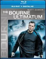 The Bourne Ultimatum: With Movie Reward [UltraViolet] [Includes Digital Copy] [Blu-ray]