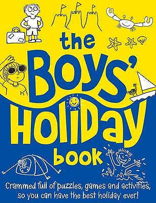 The Boys' Holiday Book -